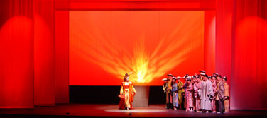 The Mikado at Mercyhurst